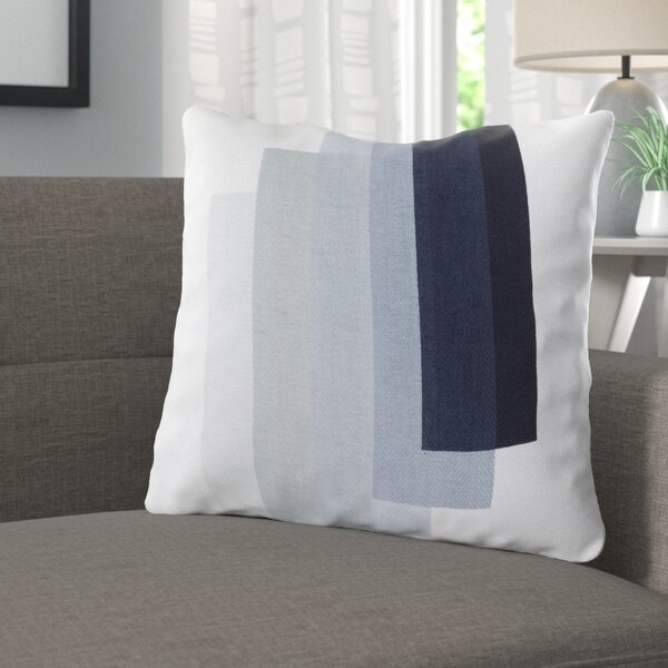 Escoba 100% Cotton Throw Pillow by Langley Street